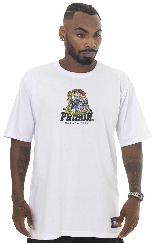 Camiseta Prison Dr. Green Branca