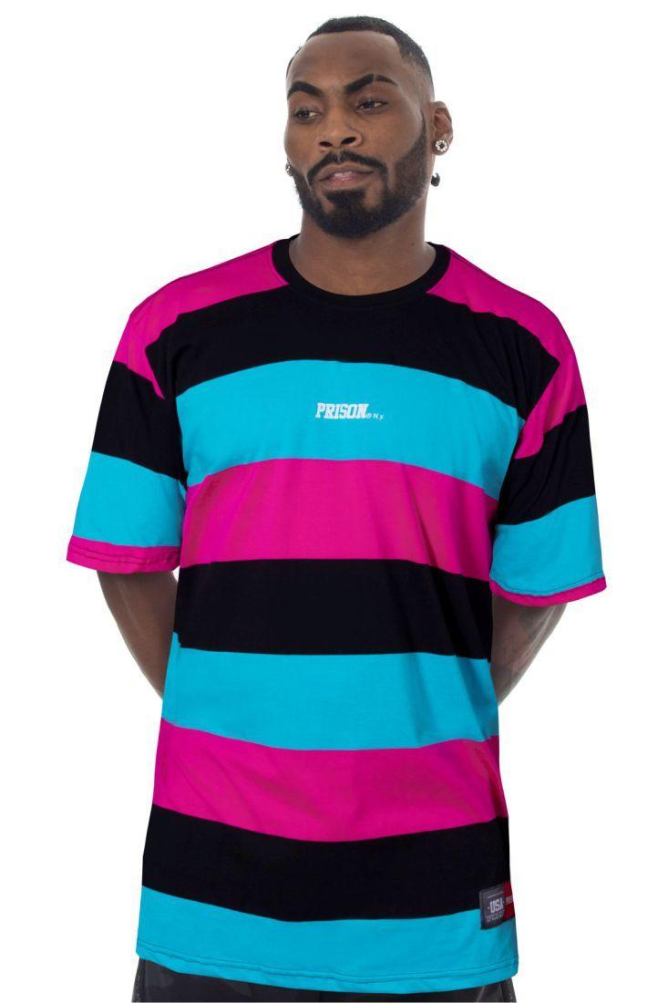 Camiseta Prison Listrada Trap Beat