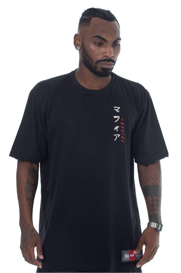 Camiseta Prison Long Line Japan