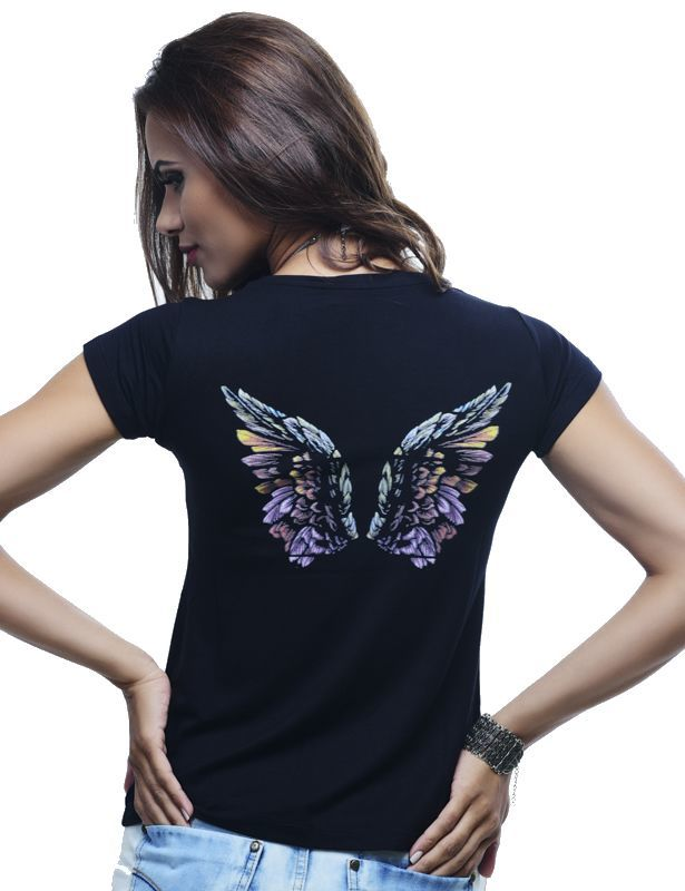 Blusa Wing Mirror (Freedom Soul)