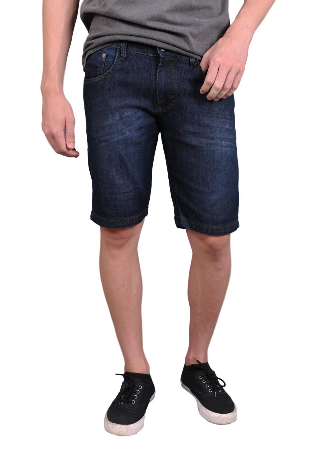 Bermuda Off Wear Jeans Estonada