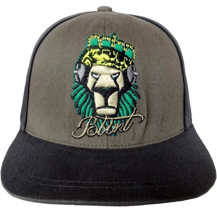 Boné Blunt Fechado Leão de Judah