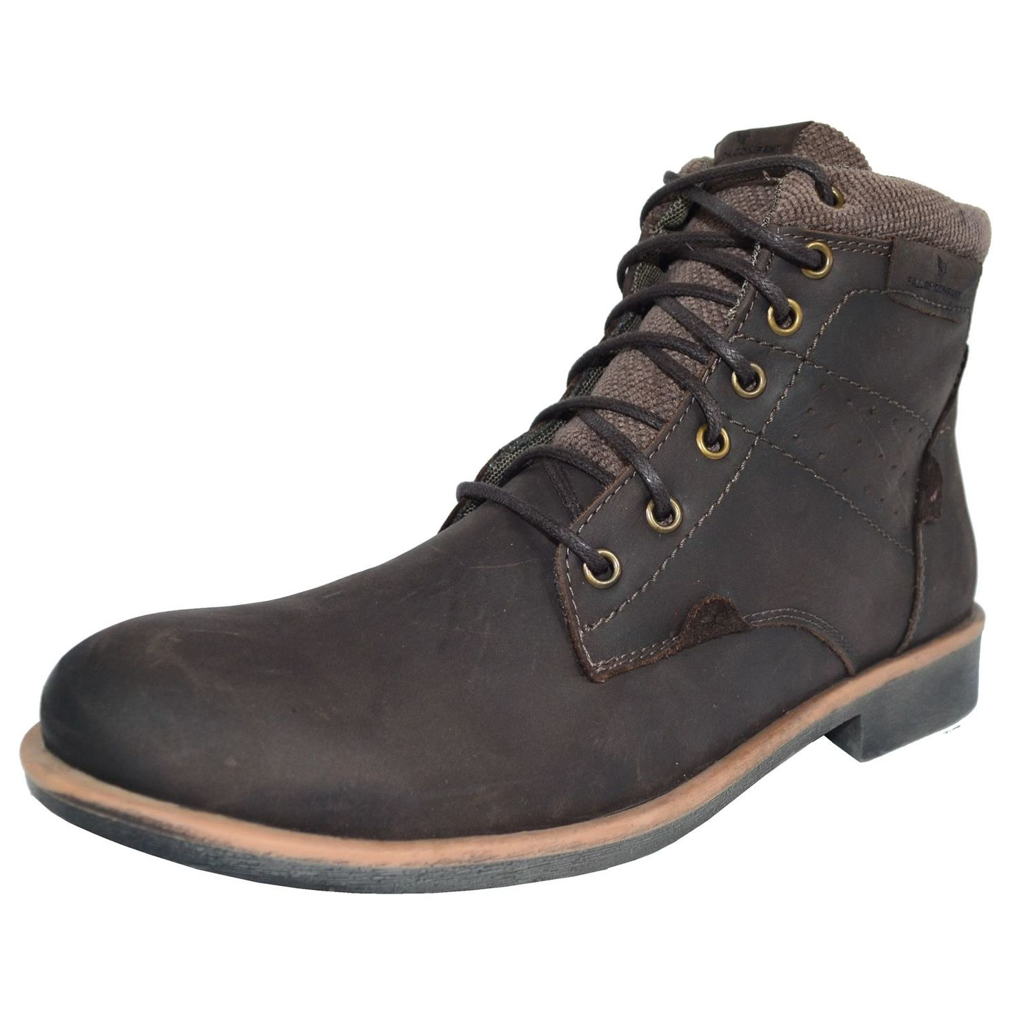 Bota Coturno Fallon & Co. Ride Hard Café