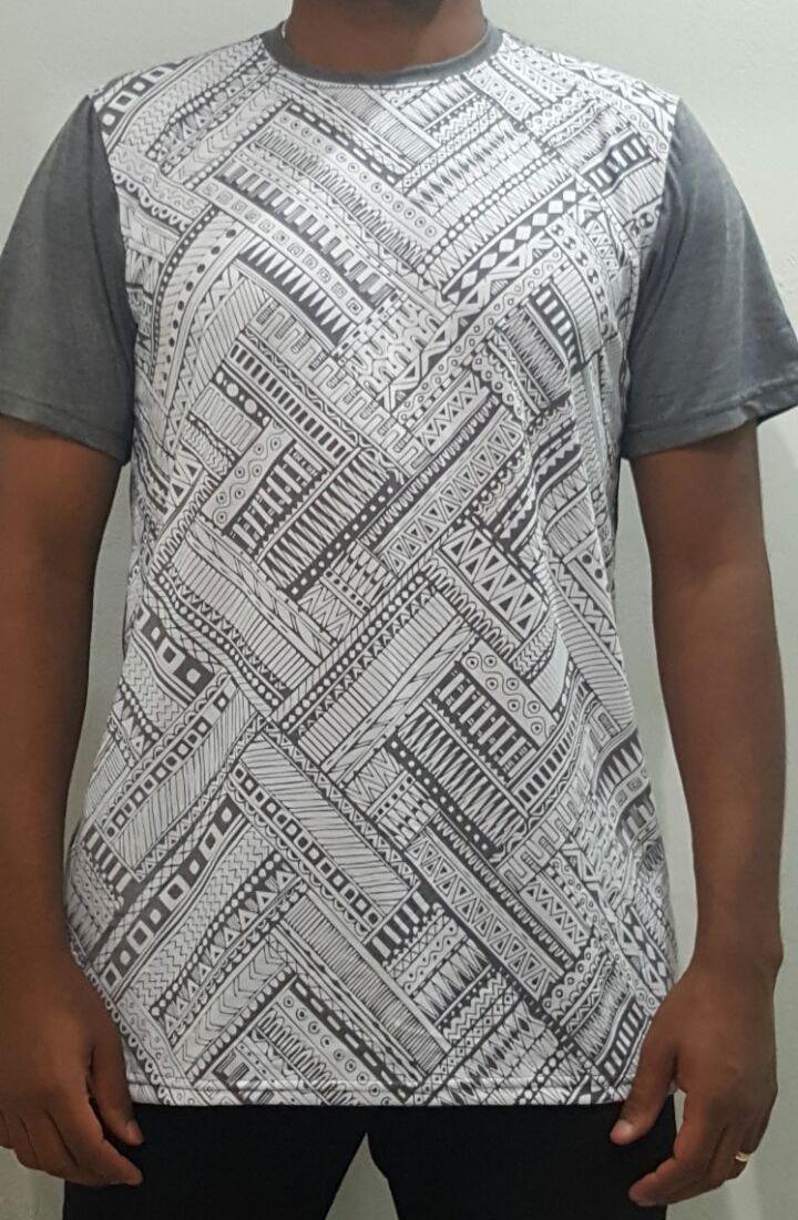 Camiseta Akanni Exclusive Etnic Mescla