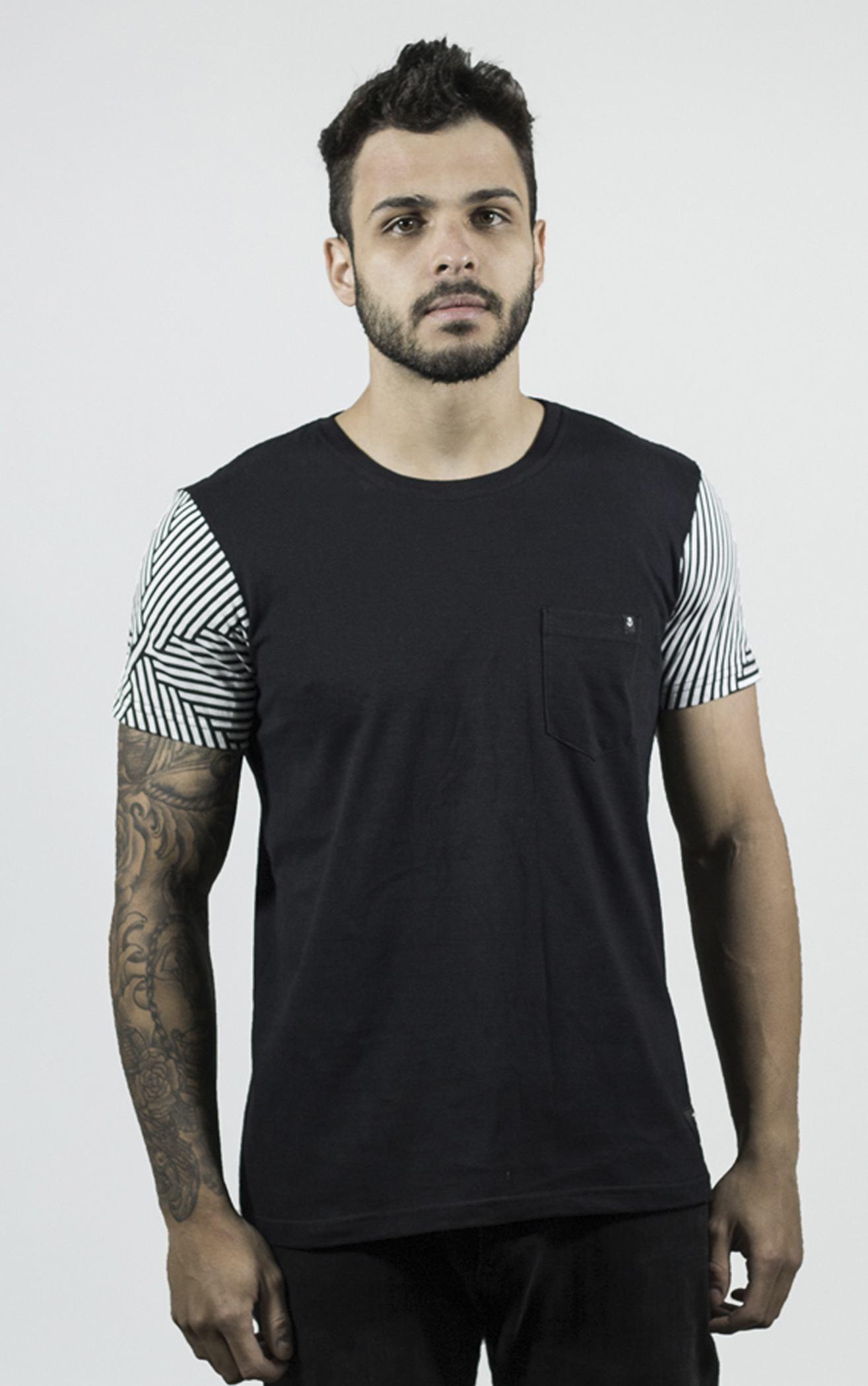 Camiseta GEO Mangas