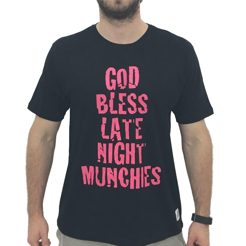 Camiseta God Bless Maglietta