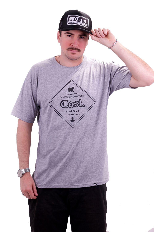 Camiseta Mescla Cast LifeStyle