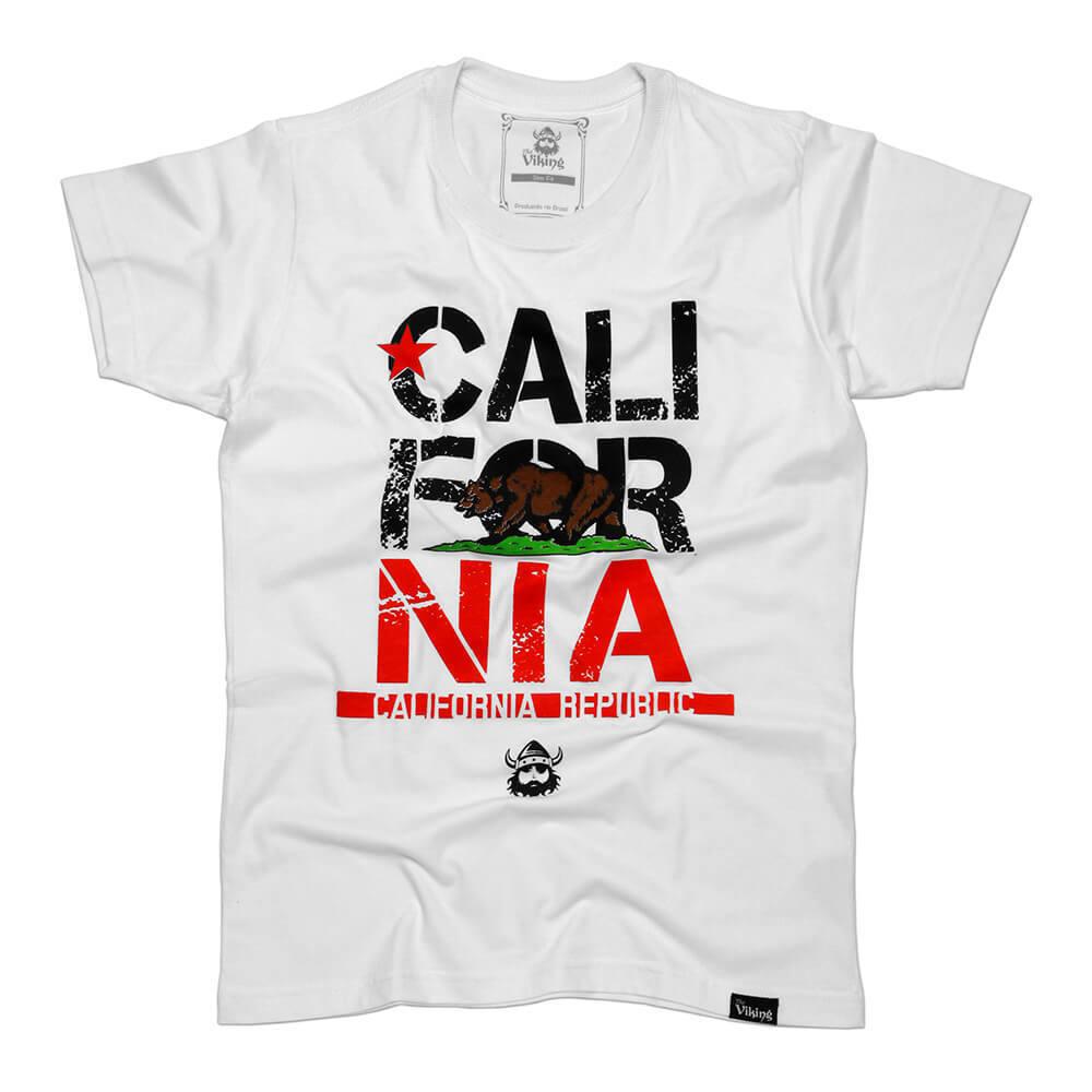 Camiseta Slim Califórnia