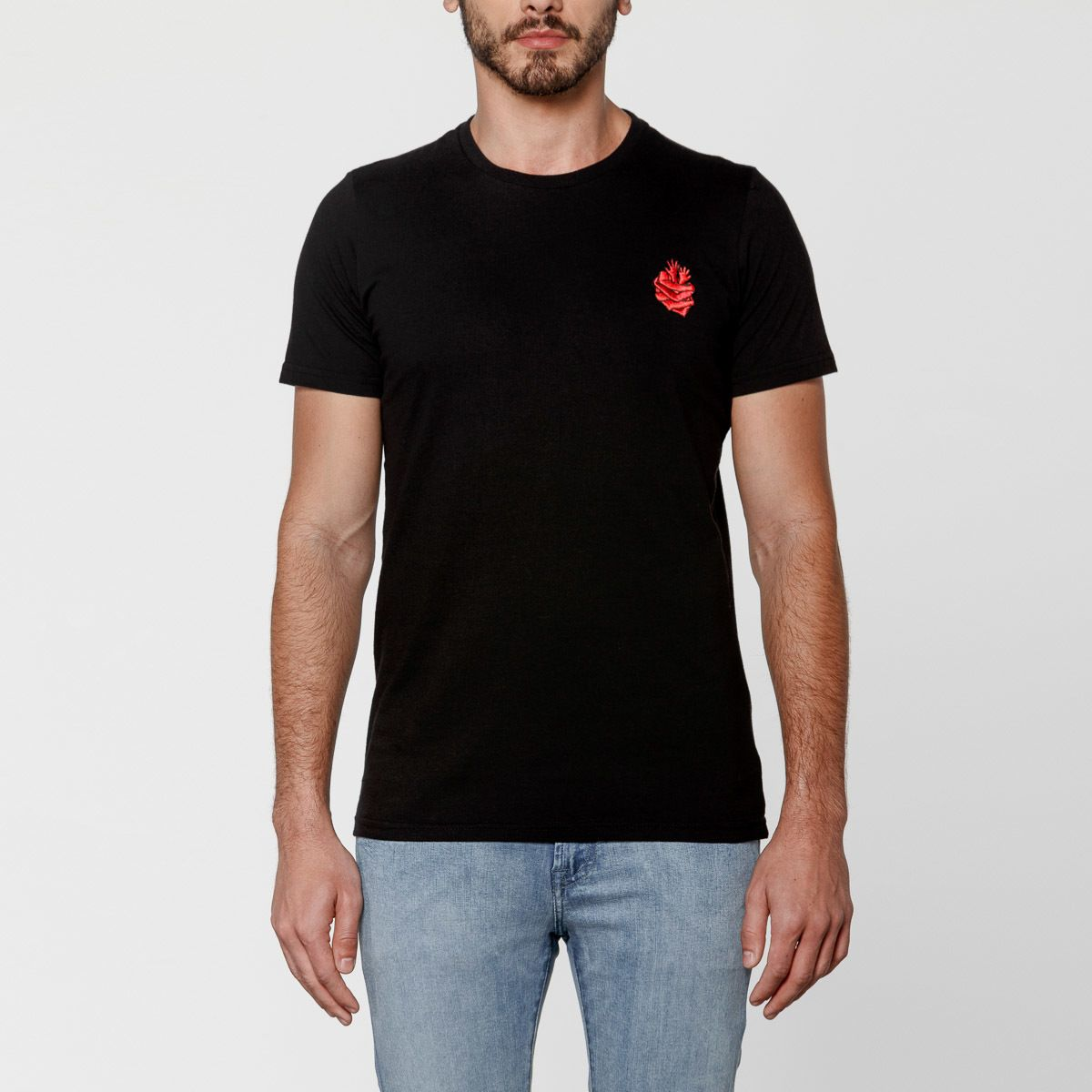 Camiseta Tresano Hugging Heart Slim Fit