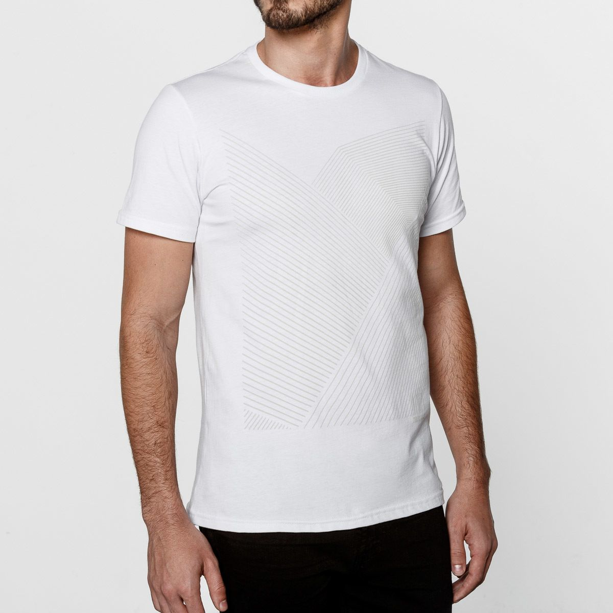Camiseta Tresano Lines Slim Fit