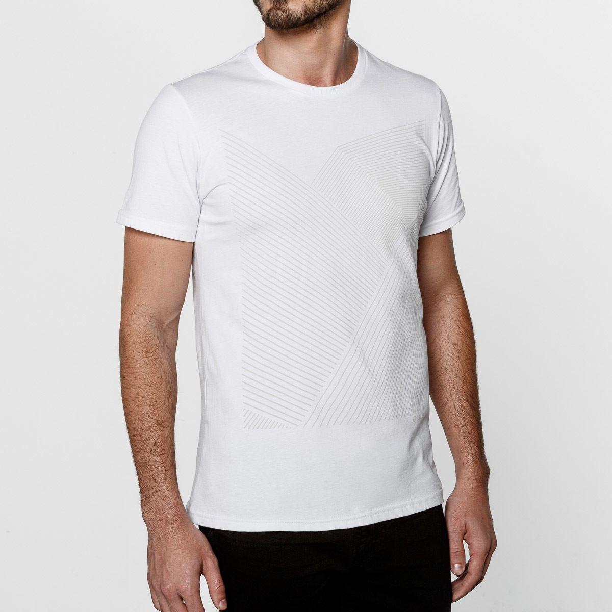 Camiseta Tresano Lines Slim Fit