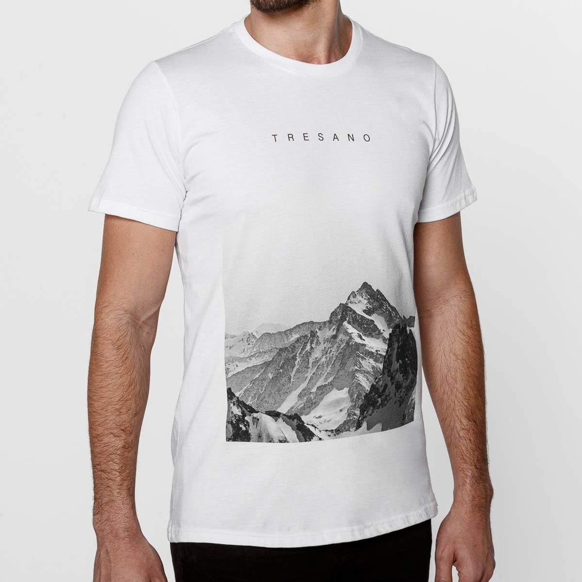 Camiseta Tresano Montain Slim Fit