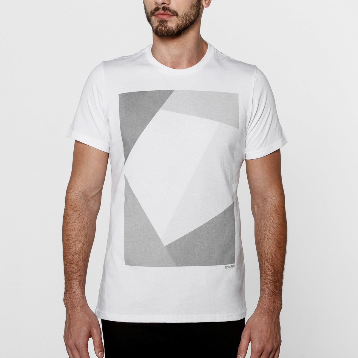 Camiseta Tresano W.Geometric Slim Fit