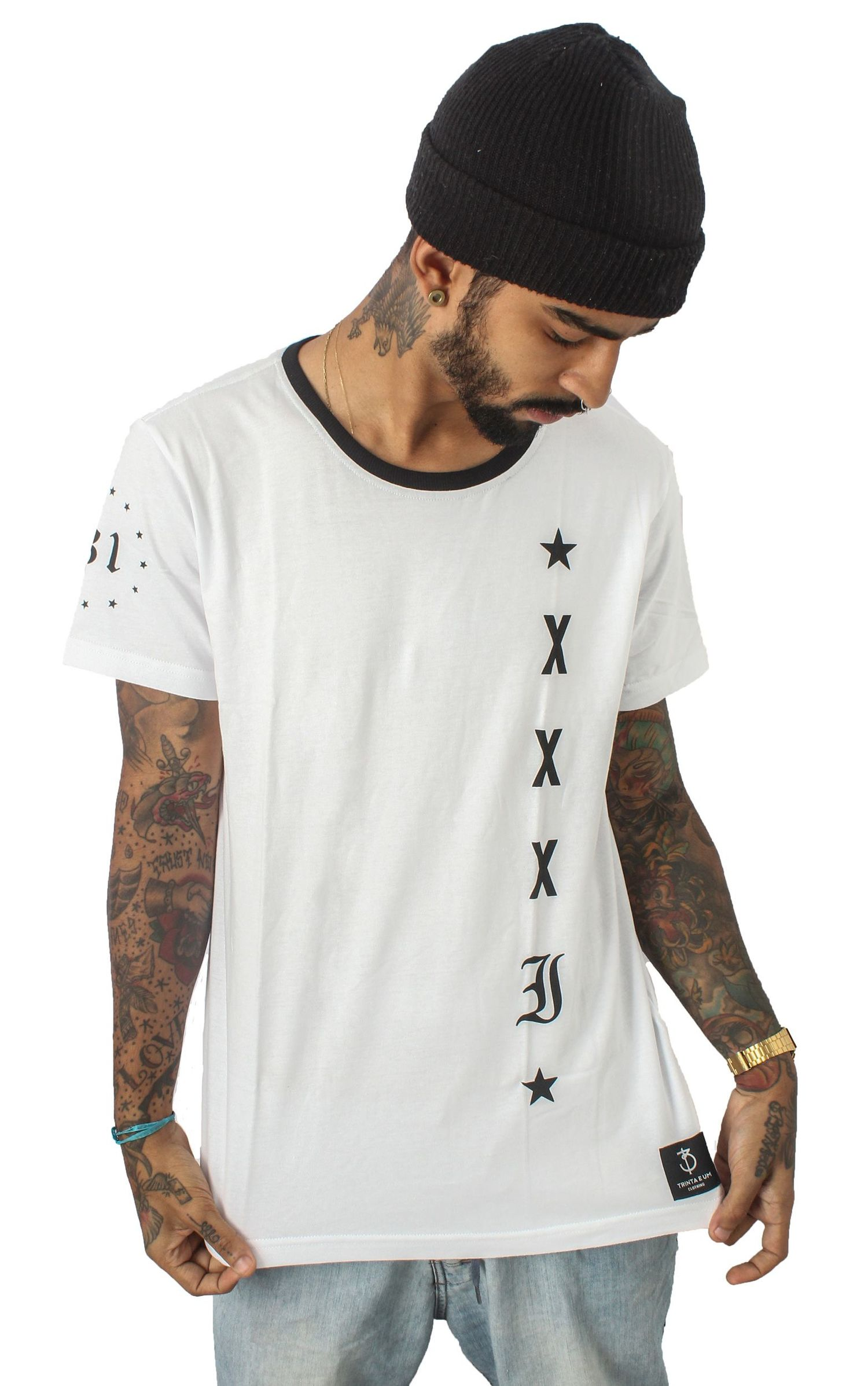 Camiseta XXXI GOTHIC - 31 CLOTHING
