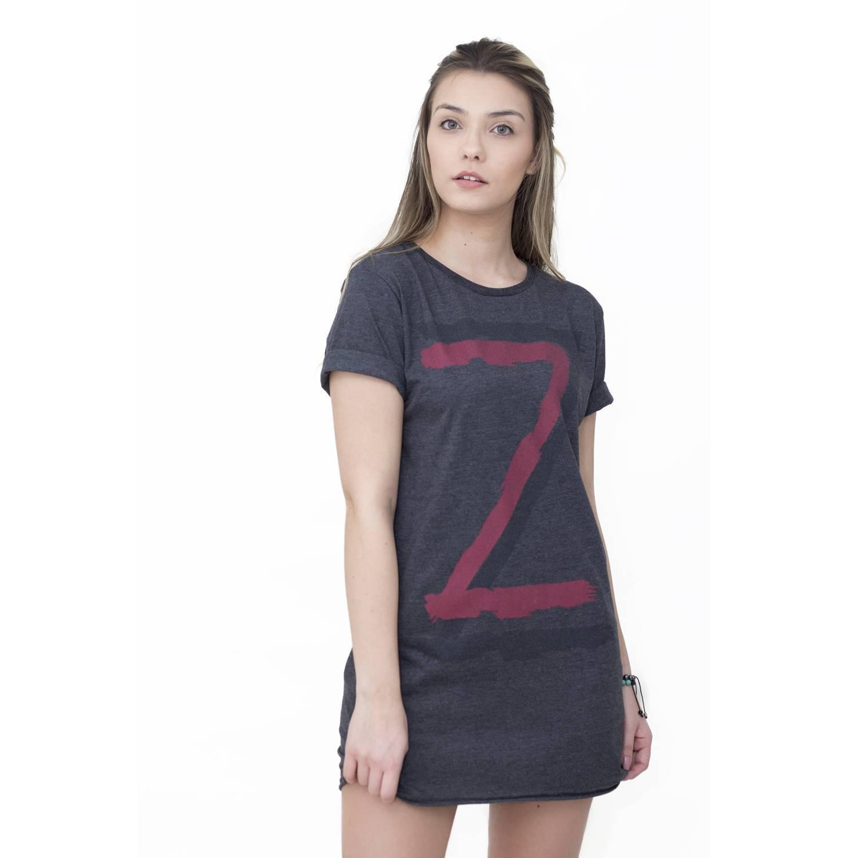 Camiseta ZZ Feminina
