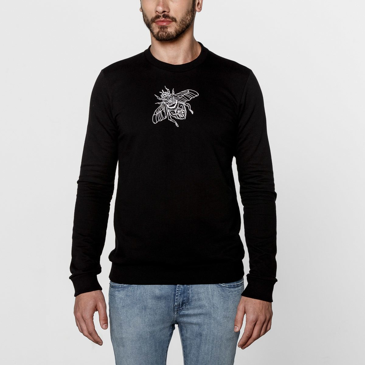Moletom Tresano Insect Slim Fit