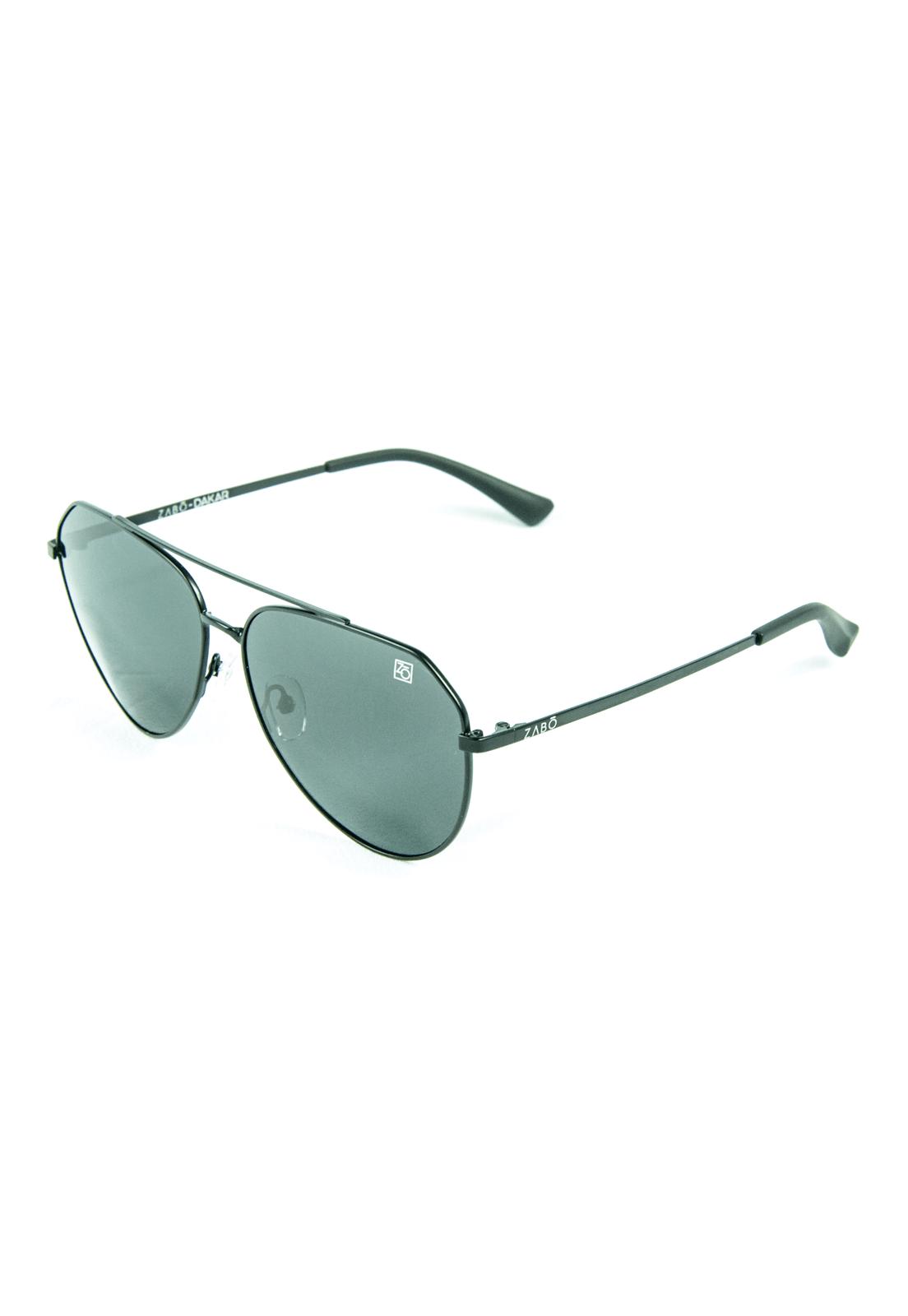 Óculos de Sol Polarizado Zabô Dakar Preto