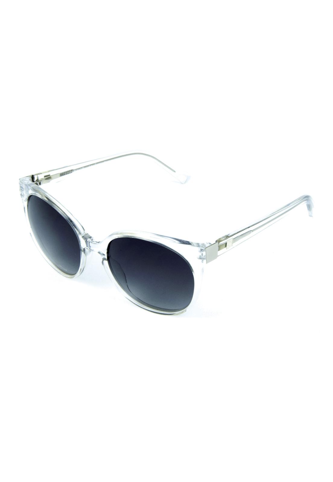 Óculos de sol Zabô Praga Transparente lentes Black