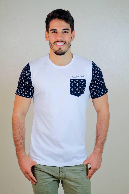 Camiseta Anchor (Freedom Soul)