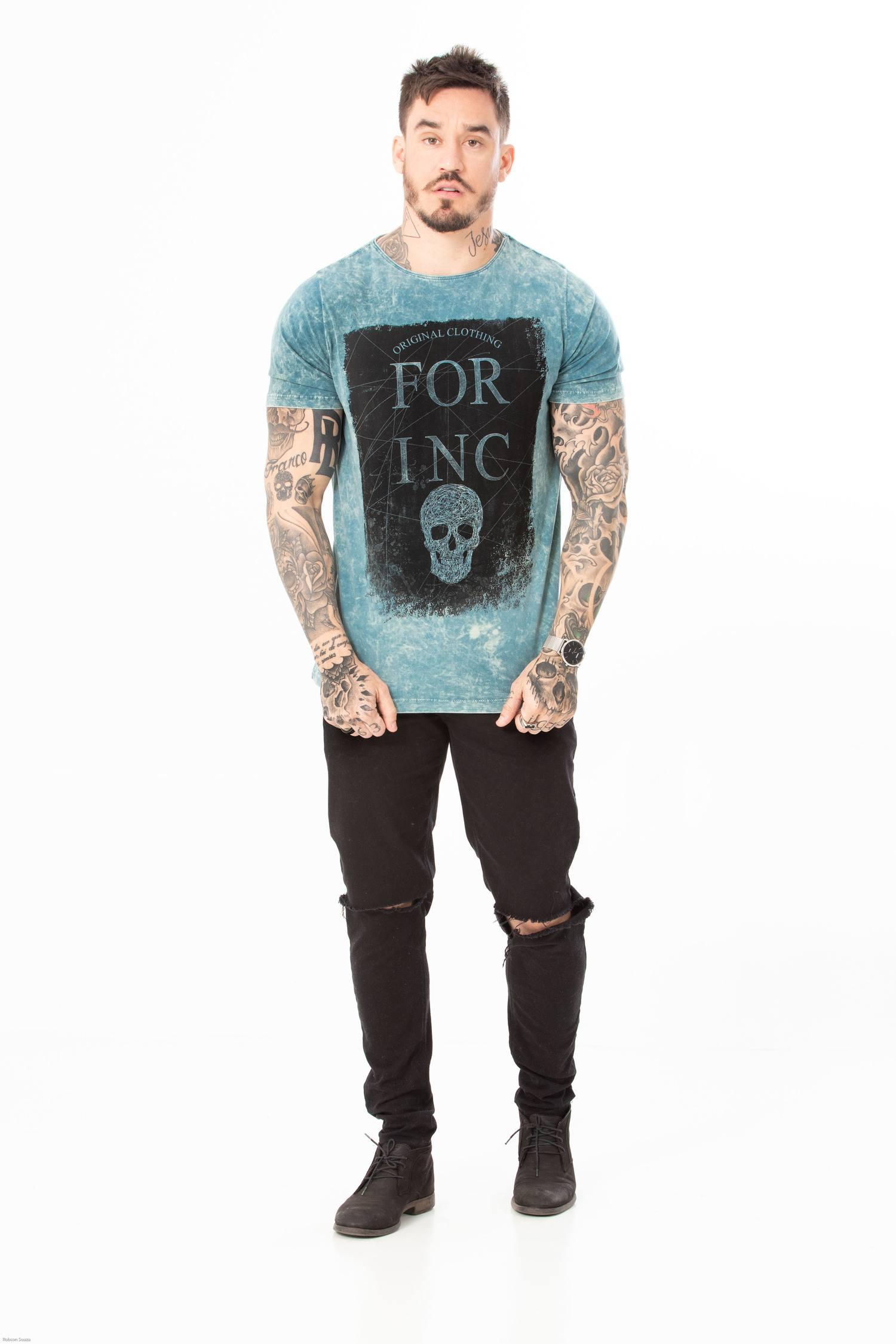 T-shirt John Sky