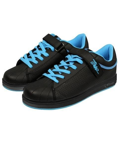 Tênis Townz Street Old School Black Blue