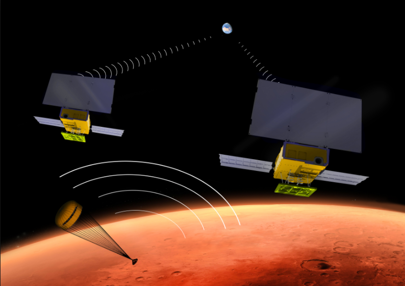 NASA Engineers Dream Big with Small Spacecraft – BCT's XACT Featured on MarCO-A and MarCO-B CubeSats