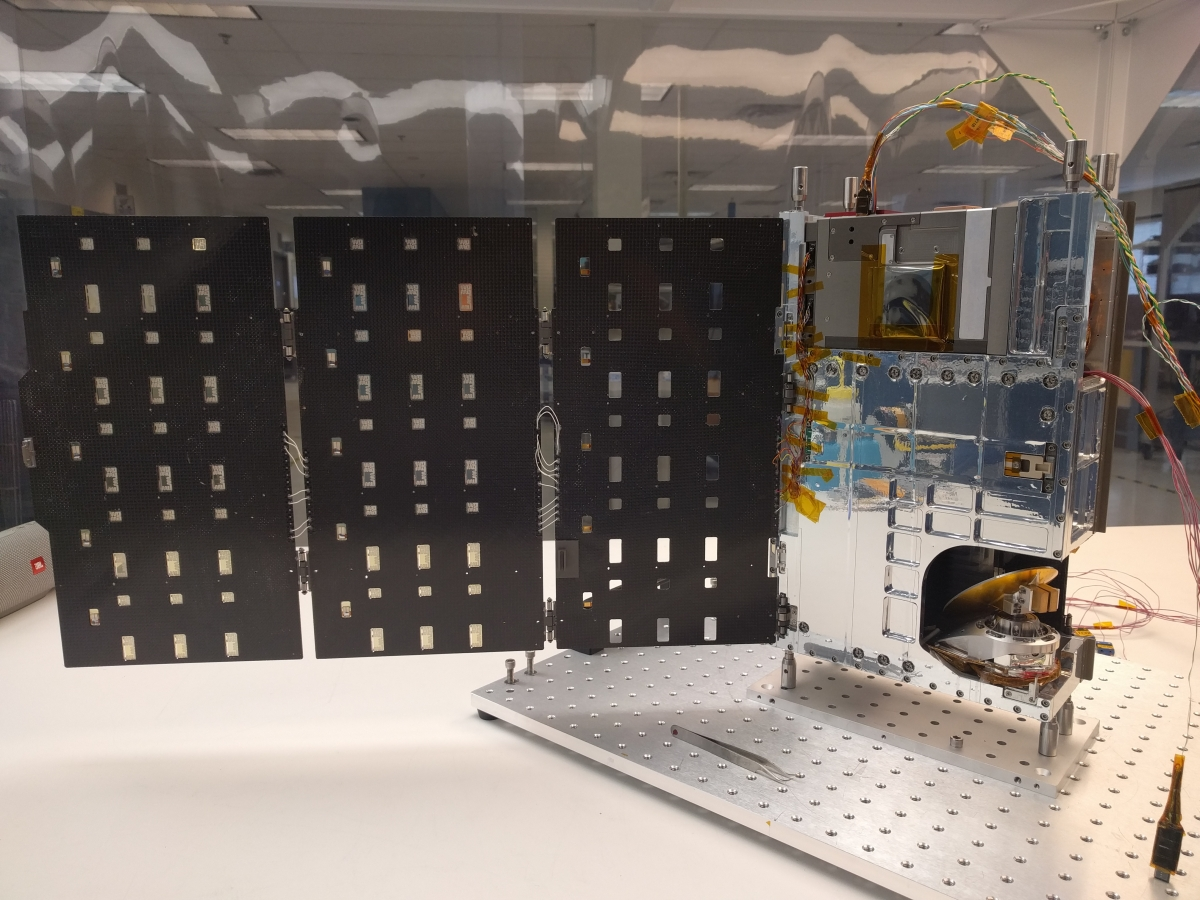 Small Packages to Test Big Space Technology Advances