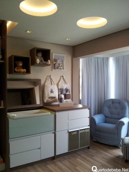 Ideias de iluminação para o quarto do bebê Bluelux