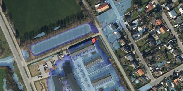 Ekstrem regn på Mellemvangsvej 110, 1. tv, 2650 Hvidovre