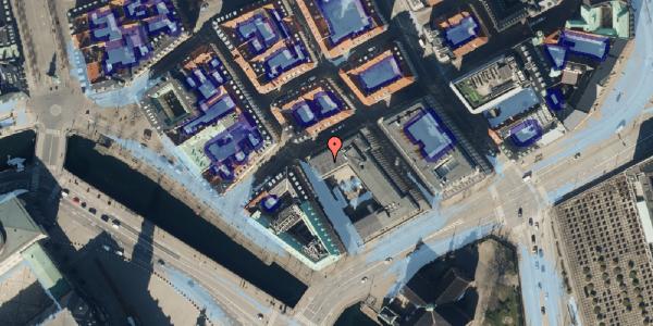 Ekstrem regn på Admiralgade 27, 3. , 1066 København K