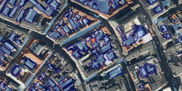 Ekstrem regn på Silkegade 3B, st. , 1113 København K