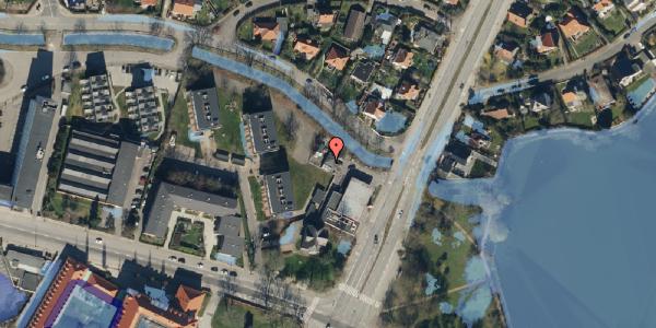 Ekstrem regn på Emdrupvej 54D, 2400 København NV