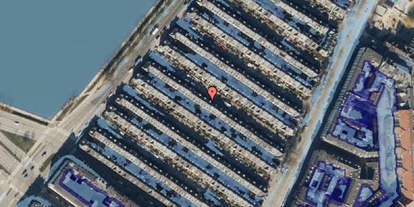 Ekstrem regn på Abildgaardsgade 29, 2100 København Ø