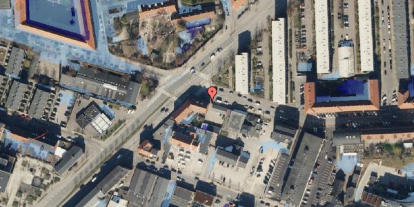 Ekstrem regn på Birkedommervej 37, 1. tv, 2400 København NV