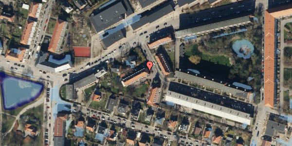 Ekstrem regn på Birkedommervej 89, 1. tv, 2400 København NV