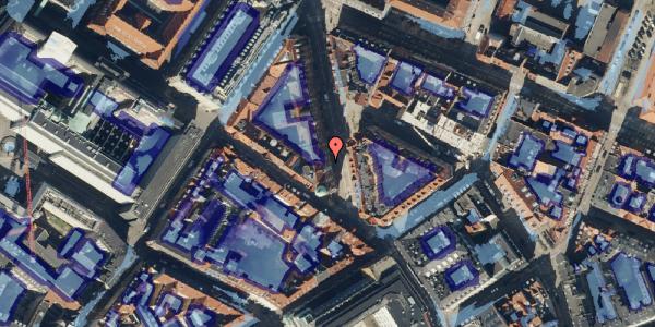 Ekstrem regn på Christian IX's Gade 1, 1. , 1111 København K