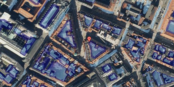 Ekstrem regn på Christian IX's Gade 6, 1. th, 1111 København K