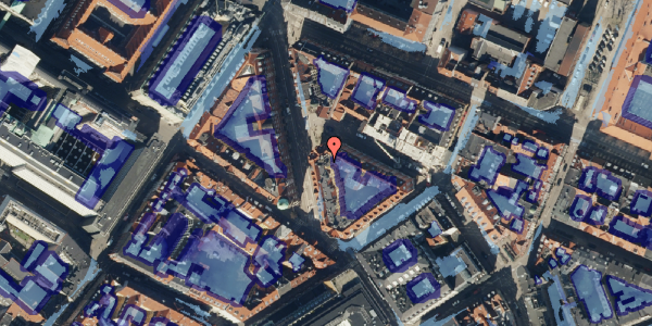 Ekstrem regn på Christian IX's Gade 6, 5. th, 1111 København K