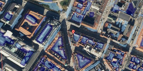 Ekstrem regn på Christian IX's Gade 10, 1. , 1111 København K