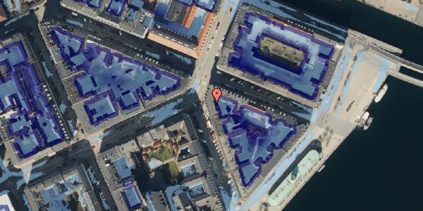 Ekstrem regn på Cort Adelers Gade 1, kl. , 1053 København K