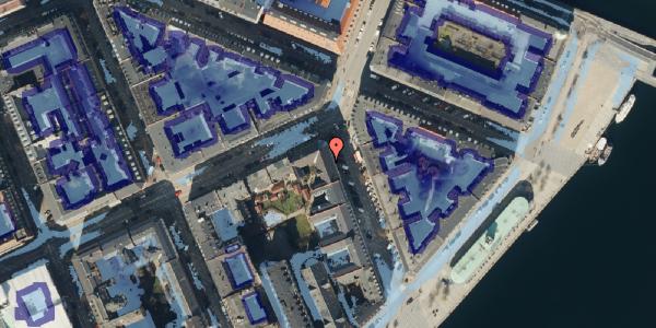 Ekstrem regn på Cort Adelers Gade 2, 2. tv, 1053 København K