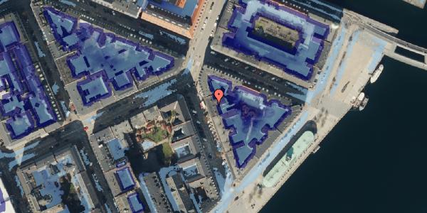 Ekstrem regn på Cort Adelers Gade 3, st. th, 1053 København K
