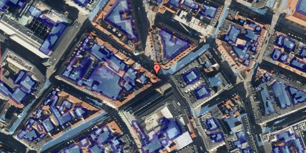 Ekstrem regn på Gammel Mønt 17, 2. , 1117 København K