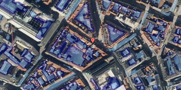 Ekstrem regn på Gammel Mønt 25, 1. , 1117 København K