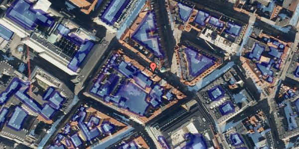 Ekstrem regn på Gammel Mønt 29, st. 3, 1117 København K