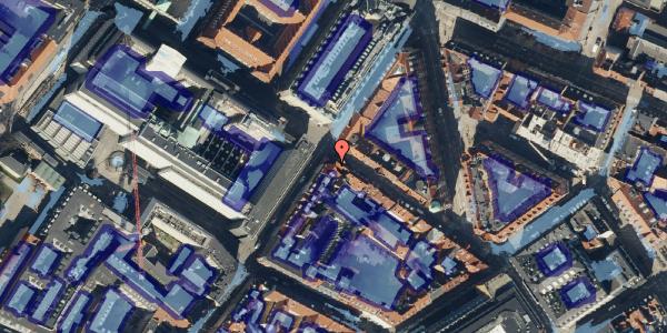 Ekstrem regn på Gammel Mønt 41, kl. , 1117 København K