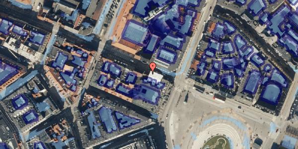 Ekstrem regn på Gothersgade 7, 3. , 1123 København K