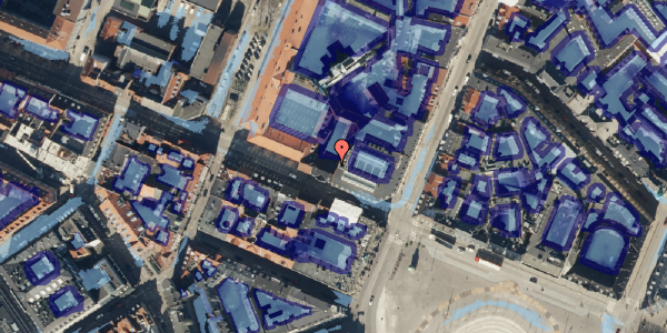 Ekstrem regn på Gothersgade 8A, st. , 1123 København K