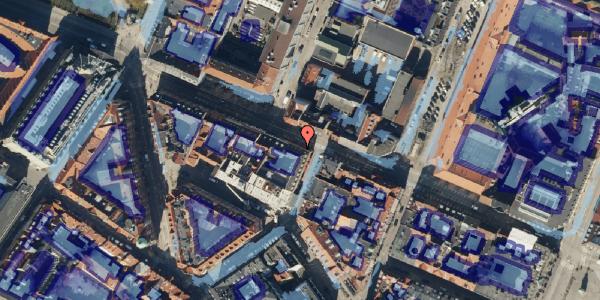 Ekstrem regn på Gothersgade 33A, 3. th, 1123 København K