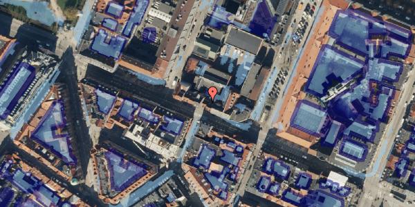 Ekstrem regn på Gothersgade 34, 2. , 1123 København K